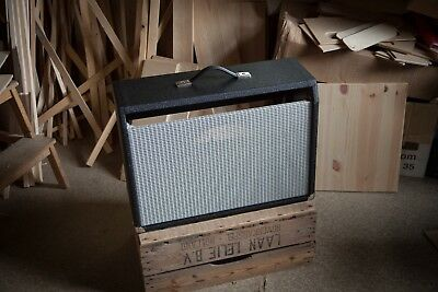 Deluxe Reverb Vibroverb Vibrolux cabinet (AB763, AB868)
