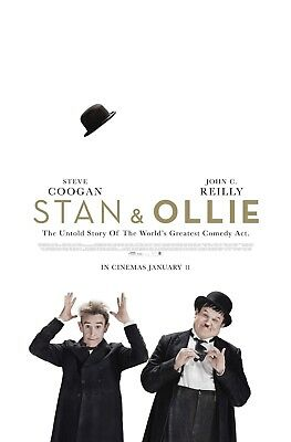 "STAN & OLLIE ( 11"" x 17"" ) Movie Collector's Poster Print (T2) - B2G1F"