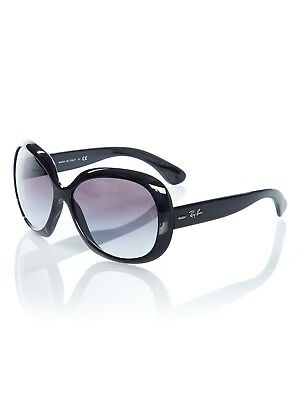 Ray-Ban Black-Grey Gradient Jackie OHH II - 60mm Womens Sunglasses