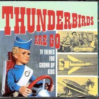 Cyril Stapleton - Thunderbirds Are Go: TV Themes for Grown Up Kids