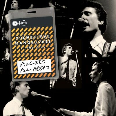 OMD (Orchestral Manoeuvres In The Dark) - Access All Areas