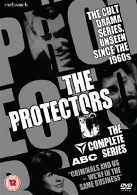 The Protectors - Complete Series (DVD, 2014, 4-Disc Set)