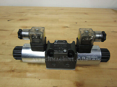 Duplomatic Hydraulic Solenoid Valve DS3-RK-11N DC24