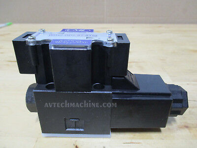 CML Hydraulic Solenoid Valve WH42-G02-B2-A110