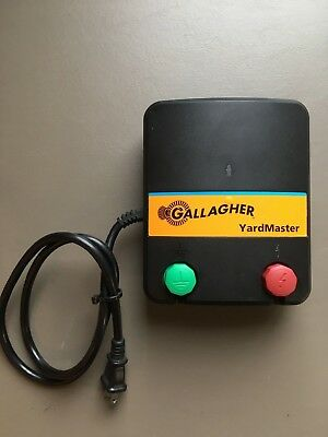 Gallagher Yardmaster M20, Electric Horse Fence Charger, Free Shipping