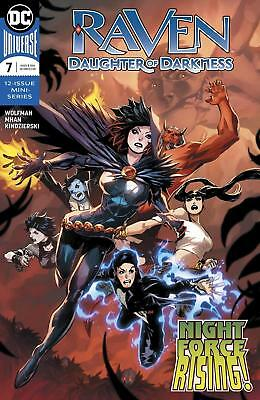 Raven Daughter Of Darkness #7 DC COMICS  1ST PRINT COVER A