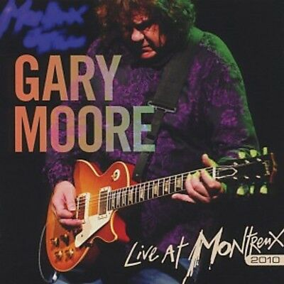 MOORE GARY - Live At Montreux 2010, 1 Audio-CD