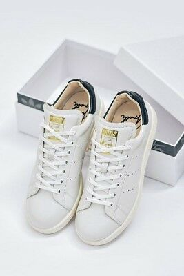 online store 49060 3179e Adidas Originals Stan Smith Recon White/Navy Blue Size Youth 5 CQ3033 *NEW*