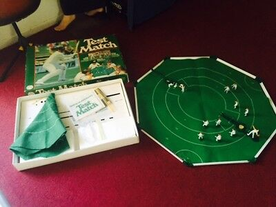 Test Match Cricket Vintage Complete Crown and Andrews game Summer fun Australia