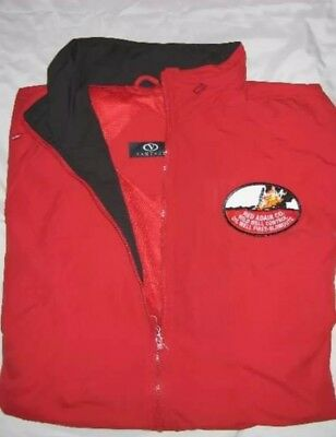 Authentic Red Adair Jacket Size SM Never Worn