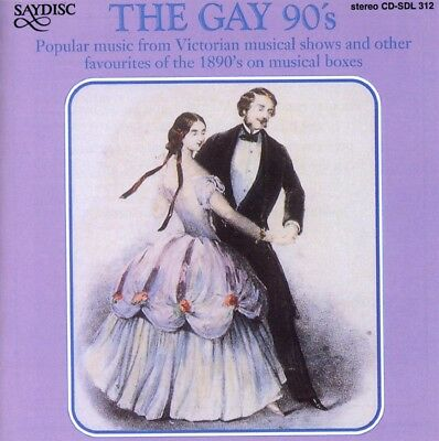 Musical Boxes - Gay 90's