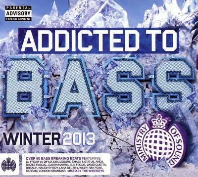Diverse Dance - Ministry of Sound: Addicted to Bass Winter 2013