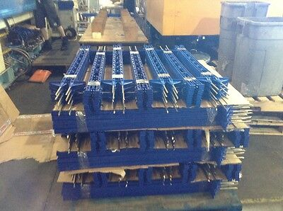 Electric fence posts 50x3ft Coloured as available from stock