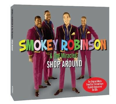 Robinson Smokey & The Miracles - Shop Around