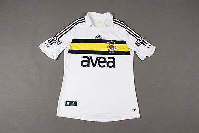 2008 - 2009 Fenerbahce, Third Football Shirt by Adidas Size M
