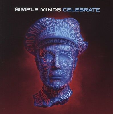 Simple Minds - Celebrate: Greatest Hits