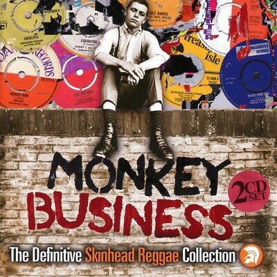 Sanctuary - Monkey Business: The Definitive Skinhead Reggae Collection