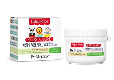 Fisher Price Kids Care Protective Healing Nappy Cream For Baby From 1 Day