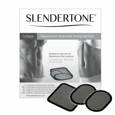 SLENDERTONE PADS REPLACEMENT ABS PADS all Slendertone Abs Belts- abs 3,4,5,6,7,8