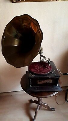 Altes Antikes Grammofon Lodphone Grammophon