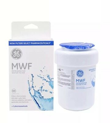 GE OEM General Electric MWF Replacement Refrigerator 1 Pack Water Filter A+