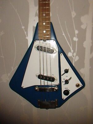 JOLANA BASSO lX BASS GUITAR USSR AXE VINTAGE AND RARE