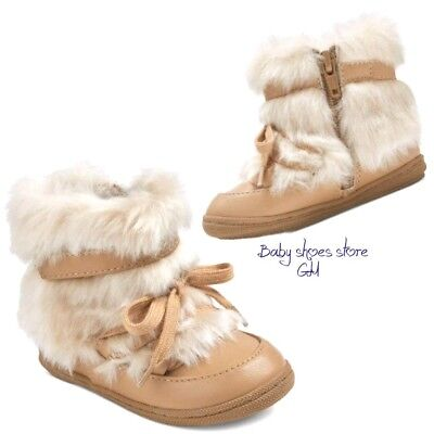 New Toddler Baby Girls Fashion Boots Shoes Size 3,4,5