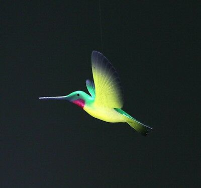 HUMMINGBIRD Mobile Sculpture by JOHN PERRY New direct from. Ruby Throated