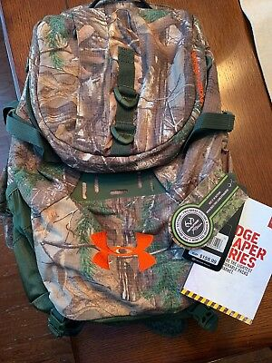 997c2b25f162 NWT Under Armour RealTree Camo Ridge Reaper Sling BackPack UA   1231281