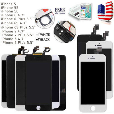 For iPhone6s 6 Plus 7 8 LCD TOUCH Screen Replacement Display Digitizer Assenbly