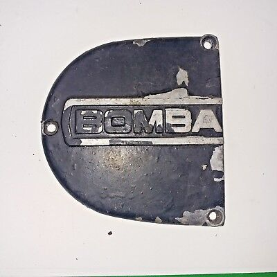 Bombardier Can-Am Mx125 Tnt 125 1975 Oil Pump Cover