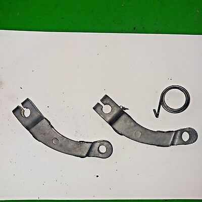 Bombardier Can-Am Mx125 Tnt 125 1975 Two Brake Pulls Front And Back