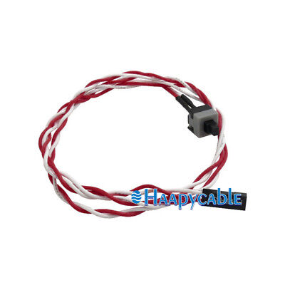New Replacement ATX PC Power Motherboard Cable Switch On/Off/Reset Computer