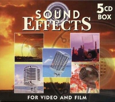 Divers - Sound Effects, Vol. 2 [Bertu]