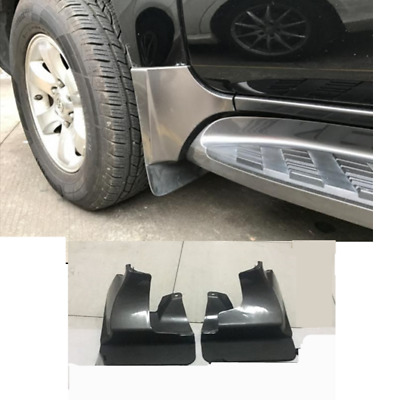 FOR TOYOTA LAND Cruiser Prado FJ120 2003 -2009 Front Mud Flaps Splash Guard  2pcs