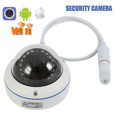 Videocamera HD 1080P Wireless WiFi IP PTZ Zoom Outdoor IR Speed Dome sicurezza