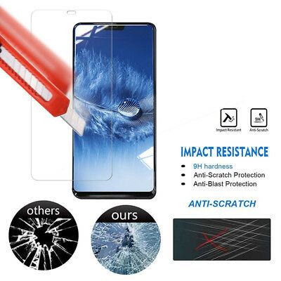 2pcs 9H Premium Tempered Glass Screen Protector Film For OnePlus 6 OnePlus 6T
