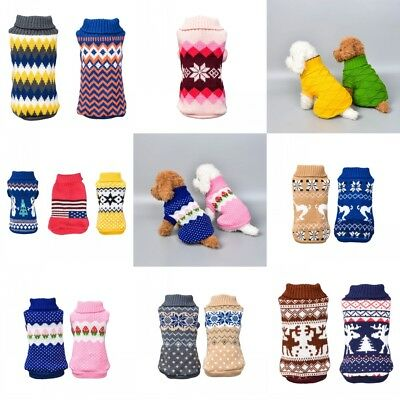 Chihuahua Yorkie toy small dog Jumper pet fleece clothes Costume jacket sweater