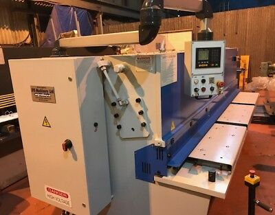 Techna Fab 3m x 6mm Hydraulic guillotine