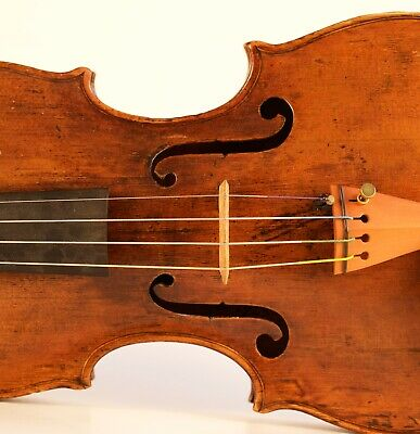 antique ITALIAN 4/4 MASTERPIECE violin violon 小提琴 ヴァイオリン MANTEGATIA 17??