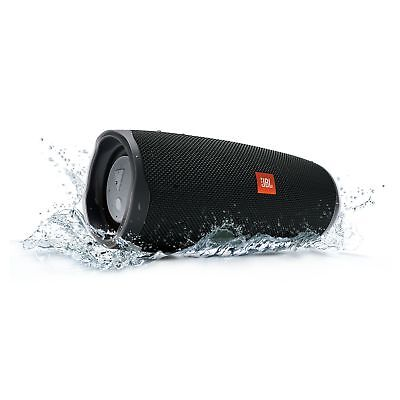 JBL CHARGE 4 Black Tragbarer Bluetooth-Lautsprecher - EUR 179 b34f35ff59ce5