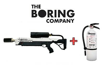 🔥The Boring Company Not-A-Flamethrower 🔥 UNOPENED BRAND NEW