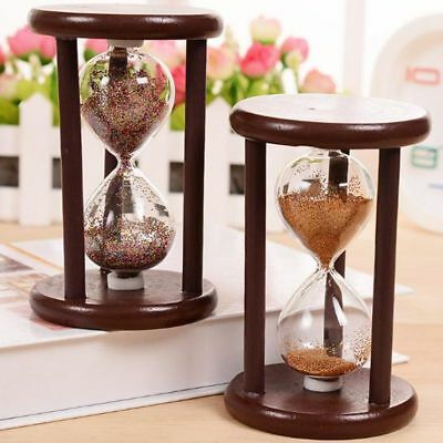 Hourglass Timer Vintage Egg Glass Antique Ancient Style Home Furnishing Decor