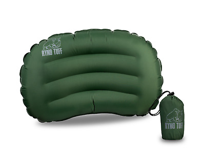 Ryno Tuff Ultralight Camping Pillow -  Travel Pillow That Provides Real Comfort