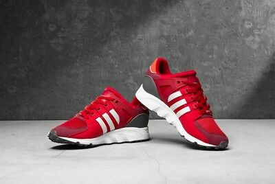 check out 015cd 123c6 Adidas EQT Equipment Support RF Power RedWhiteBurgundy BY9620 UK 9.5