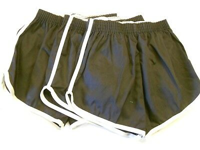 "LOT 3 Pair NOS '70's-'80's Youth Gym/Team/Workout Shorts. L. 22""-24"" Waist"