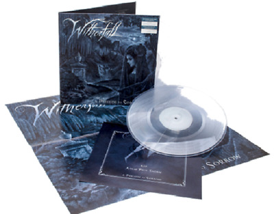 """Witherfall """"A Prelude To Sorrow"""" Gatefold clear 2LP & Poster [US Prog Metal '18]"""