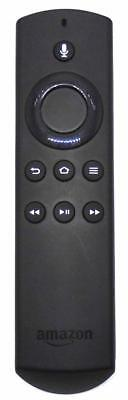 Genuine AMAZON DR49WK B 2nd Gen Voice Remote For Fire TV Stick & Fire TV Gen 1,2