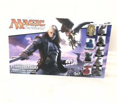 Magic The Gathering Figures, Arena Of The Planeswalkers Hasbro Board Games, NEW,