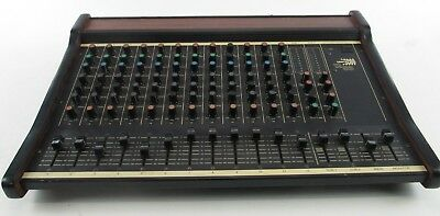 BIAMP SYSTEMS 183, 8 Channel Mixer, Equalizer, Vintage Unit